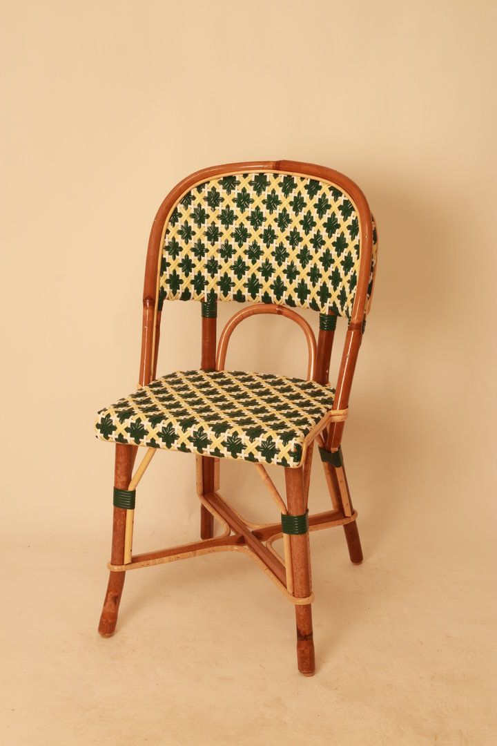 bistrostuhl rattan boulevard ii pierre vian cafe und. Black Bedroom Furniture Sets. Home Design Ideas